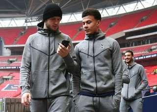 Spurs 18-19 Grey Hooded Jacket