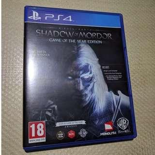 Shadow of Mordor (Game of the Year Edition)