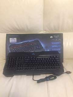 Mechanical Gaming Keyboard (機械打機鍵盤