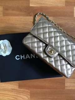 Chanel Classic Double Flap Gold