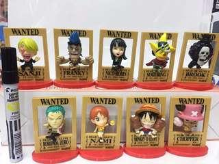 One piece collection