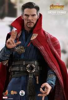 *PO* Hot Toys Avengers Infinity War 1/6 scale collectibles for Doctor strange one sixth scale