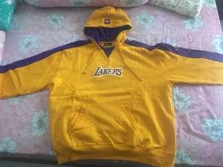 NBA LA Lakers Hoodie Jacket sixe XXL