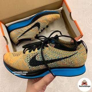 [AUTHENTIC] Nike Flyknit Racer 'Sherbet'
