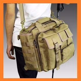 Tas Laptop Tactical Military