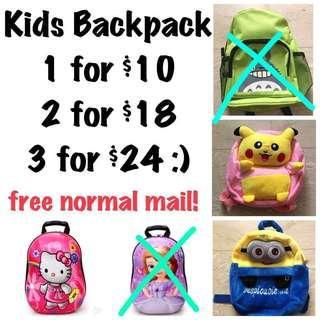 BN Kids Backpack