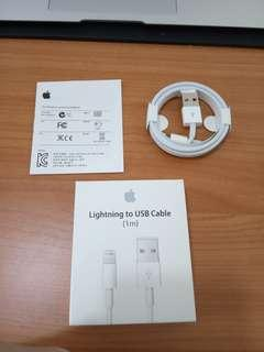 NEW YEAR SALES! $8 Only Now! Ori iPhone Cable BNIB