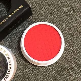 Colourpop Bretman Rock Ooh she's blushing Blush