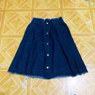 🎈SALE🎈ZARA Inspired Quality Denim Skirt (24-28)