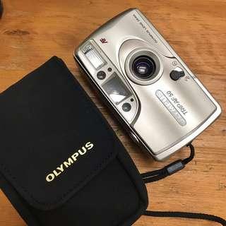Olympus trip 50 28mm 自動 傻瓜機 XA mju