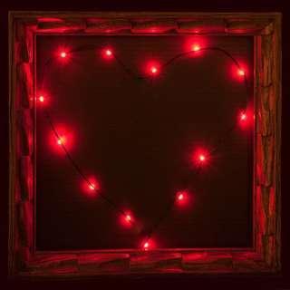 Red Fairy Lights