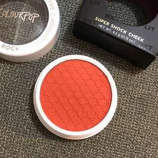 Colourpop Bretman Rock Stop it Blush