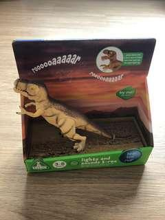 ELC Lights and Sounds T- Rex Mothercare Dinosaur