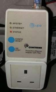 Comtrend Powerline ethernet adapter
