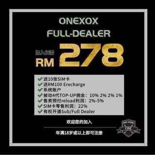 Malaysia SIM card dealer needed