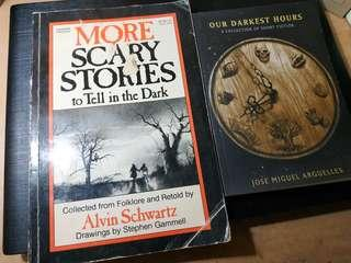 Horror Books bundle