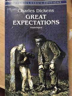 Great Expectations- Charles Dickens