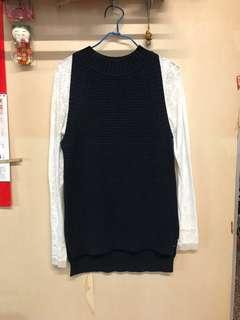Women's knitted top (excluding tee)
