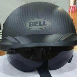 Half Helmet Brand Bell Carbon Fibre Size L or 60