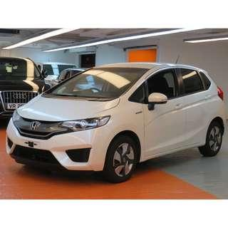 2013 Honda Fit Hybird
