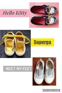(Size 26) Preloved Shoes