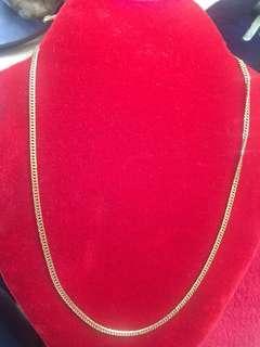 Necklace 18kt yg