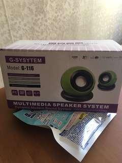 清貨,平賣全新Speaker