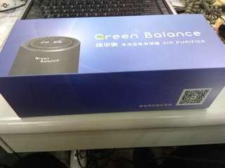 🚚 綠平衡 車用清淨機