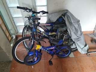 Used Children Bicycle Giveaway.