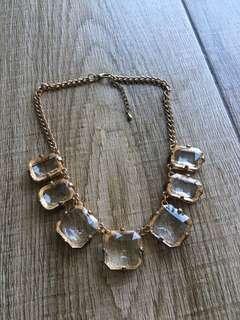復古頸鏈 Vintage Necklace.