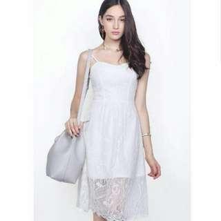 Fayth Thea midi dress