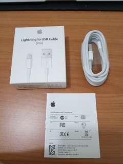 NEW YEAR SALES! $10 Only Now! Ori iPhone Cable 2m