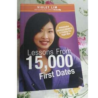 15,000 First Dates