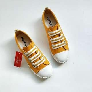 Canvas Sneakers for Ladies