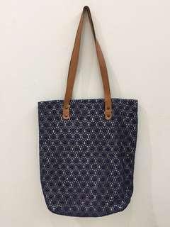 Knit Bag Navy