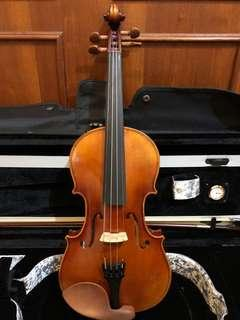 Solo Strings Violin Outfit (4/4)