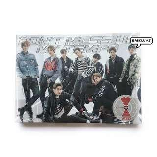 [W POSTER / SEALED INSTOCKS] EXO Don't Mess Up My Tempo Vivace