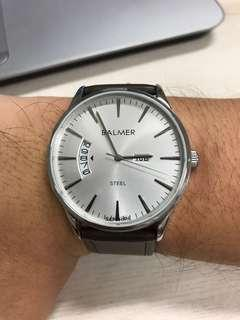 Balmer Leather Watch