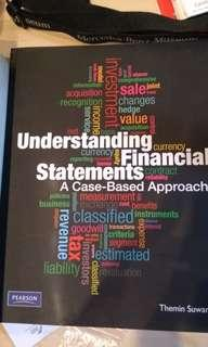 Understanding financial statements: a case-based approach