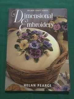Dimensional Embroidery by Helan Pearce