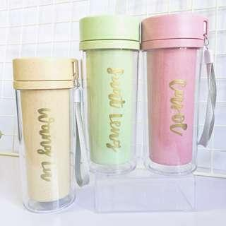 Customisable tumbler birthday gift gifts present presents farewell colleagues colleague Friend Friends tumblers tumblr tumblrs Boyfriend Girlfriend calligraphy customised personalised corporate staff cheap valentine's teacher valentine valentines