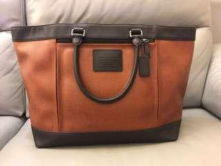 Coach tote bag for men