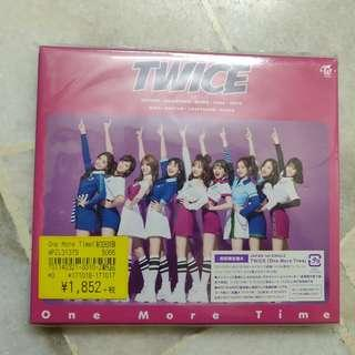 [WTS] Twice One More Time Album Limited Edition Type A