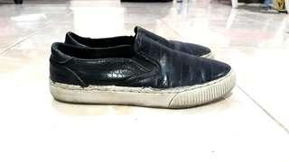 Bershka Black Woman Slip On Shoes (ORIGINAL) #onlinesale