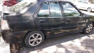Proton Iswara auto