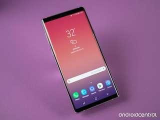 Kredit Hp Samsung note 9 Proses Kilat Tanpa Kartu Kredit