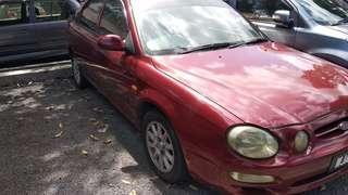 Kia sephia 1.6 auto