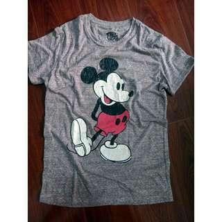 Men's Vintage Shirt Mickey Mouse Unisex Graphic Tee