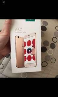 🚚 oppo a57 95%new