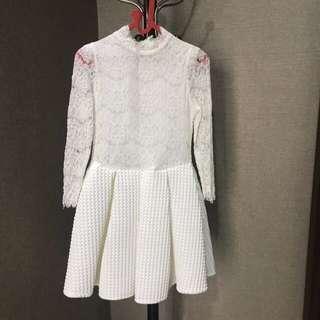 Mix & Max snow white dress